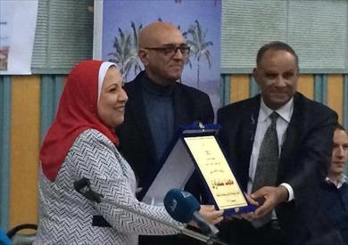 تكريم سلماوي في شبكة البرنامج الثقافي