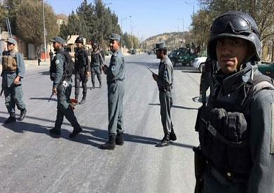 عناصر من قوات الأمن الأفغانية - أرشيفية