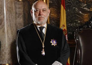 النائب العام الإسباني خوسيه مانويل مازا