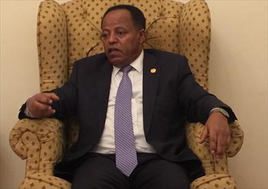 السفير الإثيوبي بالقاهرة تايي أثقاسيلاسي
