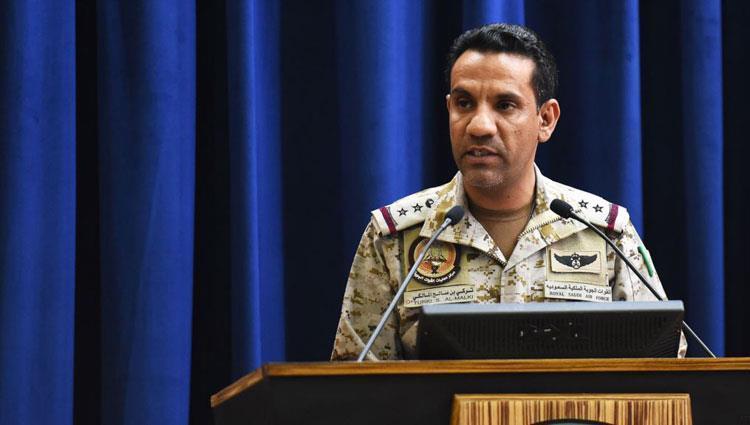 المتحدث باسم وزارة الدفاع السعودية تركي المالكي