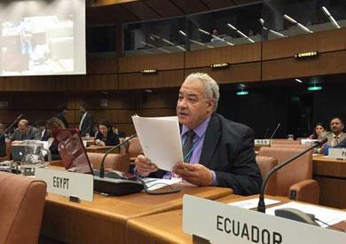 علاء النهري نائب رئيس المركز الإقليمي لعلوم الفضاء