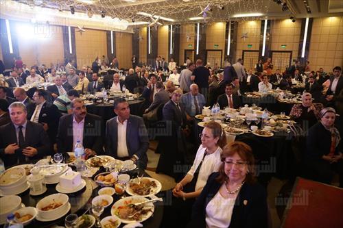 حفل افطار ومؤتمر حزب مستقبل وطن في التجمع الخامس - تصوير لبني طارق