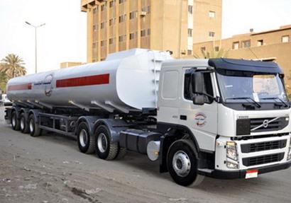 السهام البترولية تنقل 8.5 مليون لتر من المنتجات البترولية style=