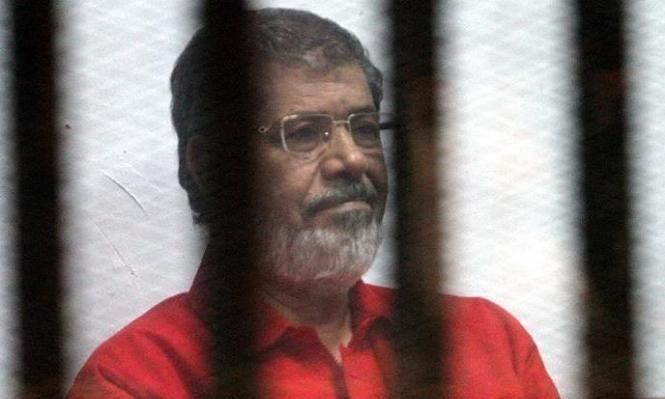 الرئيس المعزول - محمد مرسي