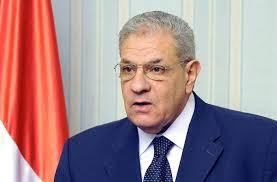 المهندس إبراهيم محلب رئيس الوزراء الأسبق