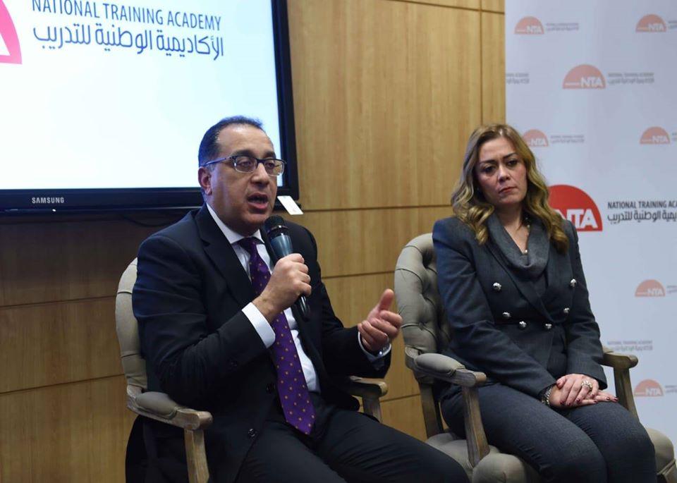 مدبولي يشهد اختبارات المتقدمين للدفعة الثالثة من البرنامج الرئاسي لتأهيل التنفيذيين للقيادة