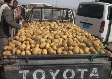 وزير التموين يعتذر للنواب عن مصادرة البطاطس وقت الأزمة -          بوابة الشروق