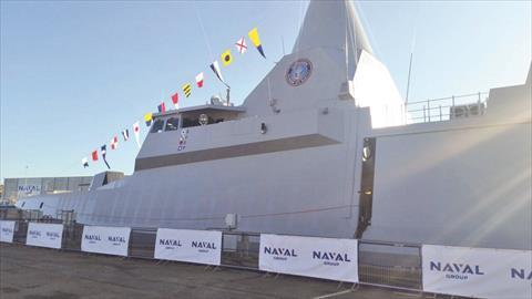 سفينة الفرقاطة (2)
