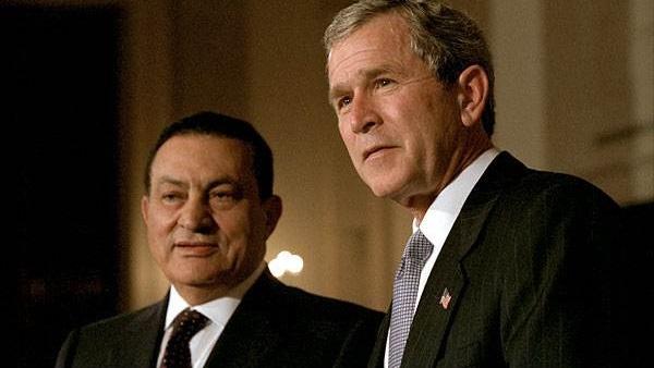 الفقي: مبارك كان يتعمد استفزاز بوش الابن بـ«سلم لي على أبوك»