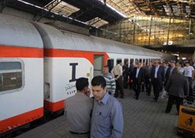 السكة الحديد توضح موعد طرح مقاعد القطارات الإضافية لكل يوم تشغيل