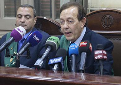 المستشار محمد علي الفقي