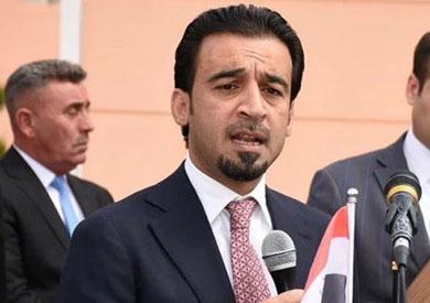 رئيس مجلس النواب العراقي، محمد الحلبوسي