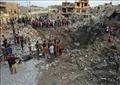التفجير الإرهابي في مدينة الصدر العراقية