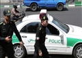 الشرطة الإيرانية