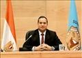 الدكتور أحمد عزيز رئيس جامعة سوهاج
