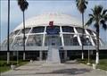 قاعة الرياضة بالمنزه في تونس