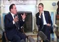 أوباما ومبارك - أرشيفية