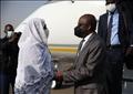 وزير خارجية الكونغو و وزيرة الخارجية السودانية