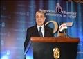 محمد شاكر وزير الكهرباء في الغرفة الامريكية