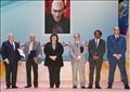 جانب من افتتاح الدورة 34 من المؤتمر العام لأدباء مصر بالمدينة الحرة