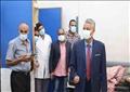 جولة الدكتور يوسف غرباوي رئيس جامعة جنوب الوادي