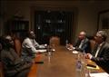 وزير رى جنوب السودان مناوا بيتر فى ضيافة دار «الشروق»