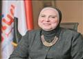 نيفين جامع، وزيرة التجارة والصناعة