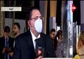 خالد مجاهد المتحدث باسم وزارة الصحة والسكان