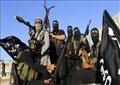 عناصر تنظيم داعش الارهابي - أرشيفية