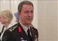 رئيس الأركان التركي - خلوصي أكار