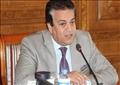 وزير التعليم العالي والبحث العلمي خالد عبدالغفار
