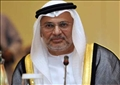 وزير الدولة الإماراتي للشؤون الخارجية - أنور قرقاش