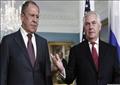 وزيري الخارجية الروسي سيرجي لافروف والأمريكي مايك بومبيو