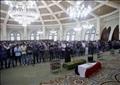 تشييع جثمان الكاتب الكبير محفوظ عبدالرحمن إلى مثواه الأخير من مسجد الشرطة - تصوير: أحمد عبدالجواد