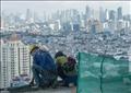 الازدحام المروري في جاكارتا جعل السلطات تفكر في عاصمة جديدة