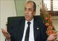 عز الدين ابوستيت وزير الزراعة واستصلاح الأراضى