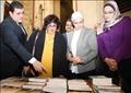 """وزيرة الثقافة تطلق مبادرة """"تراثك امانة"""""""