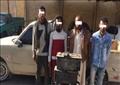 الداخلية تضبط المتهمين بالسطو على محطة رفع بترول فى السويس