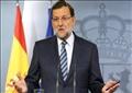 رئيس الوزراء الإسبانى ماريانو راخوى