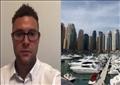 قبضت السلطات الإماراتية على هارون في شهر يوليو/ تموز الماضي.