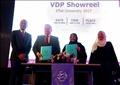 """مدينة الانتاج الاعلامي توقع بروتوكول تعاون مع جامعة """"عفت"""" السعودية"""