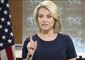 هيذر نويرت المتحدثة باسم الخارجية الأمريكية
