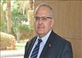 رئيس جامعة القاهرة الدكتور محمد عثمان الخش