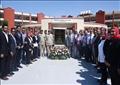 محافظ الإسكندرية يشهد افتتاح الرئيس المدرسة المصرية اليابانية برج العرب عبر الفيديو كونفرنس