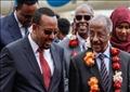 الرئيس الإريتري أسياس أفورقي - رئيس الوزراء الإثيوبي آبي أحمد