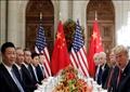 اجتمع ترامب بالرئيس الصيني في بوينس آيرس