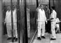 إسماعيل الإسكندراني - أثناء محاكمته - أرشيفية