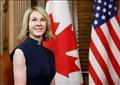 سفيرة الولايات المتحدة في كندا كيلى كرافت