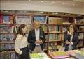 أحمد مراد في افتتاح مكتبة الشروق بالمهندسين - تصوير: أحمد عبد الجواد